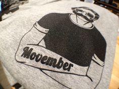 Movember T-shirts Movember, T Shirts For Women, Tops, Fashion, Moda, Shell Tops, Fasion