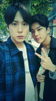 Himchan + Youngjae