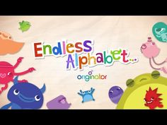 Endless Alphabet helps kids with reading and learning their ABC's. It helps with building vocabulary and it is absolutely adorable. I definitely give this app an A+. over 70 words to learn and play with, awesome animation, word game. Learning Sites, Kids Learning, Lego Therapy, Cute App, Educational Games For Kids, Learning Letters, Letter Recognition, Early Literacy