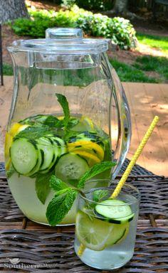 Infused Waters | Fresh & Healthy