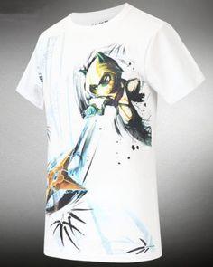 League of Legends mens tshirt for summer Kennen pattern-