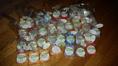 Scented Soy Wax Shaped Melts by CandlesByAmanda228 on Etsy