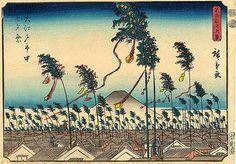 Tanabata Festival in Edo