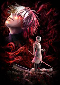 Tokyo Ghoul Gets Action Game This Winter - News - Anime News Network Tokyo Ghoul Uta, Kaneki, Tsukiyama, Anime W, Anime Boys, Japon Tokyo, Tokyo Ghoul Wallpapers, Familia Anime, Anime Costumes