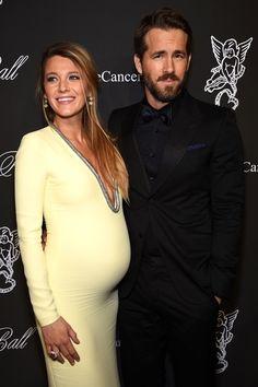 "Aww!: Ryan Reynolds Jokes Wife Blake Lively is ""Extraordinarily Pregnant"""