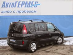 дезилишки: Продажа Renault Espace IV 1.9d MT (117 л.с.) в Мос...
