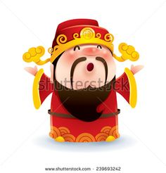 Find Chinese God Wealth Translation Text Prosperity stock images in HD and millions of other royalty-free stock photos, illustrations and vectors in the Shutterstock collection. Chinese New Year Wallpaper, Chinese New Year Poster, Goodluck Charms, Chinese Holidays, Red Packet, Japanese Cartoon, Bead Art, Chinese Art, Abundance