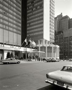 Shorpy Historical Photo Archive :: Americana Hotel: 1962