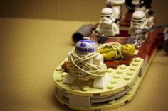 The Droids we're Looking for (LEGO) by shadowfax412.deviantart.com on @deviantART