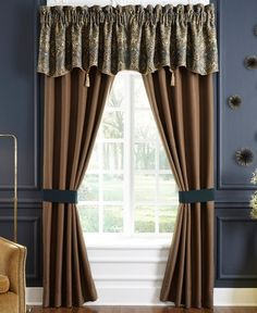 madison park aubrey 5 pc jacquard faux silk rod pocket window