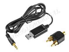 USB Audio Capture lets you to record your favorite music an analog audio source to some kinds of digital formats onto your computer. And edit them, and send them to your iPod by iTunes. So you can listen to them any where and any times.     Price: $18.00
