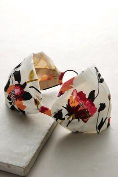 Beaded Blossom Turban Headband