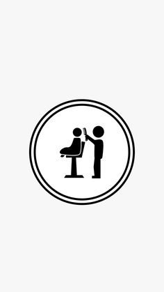 18 amazing highlights insta covers - Free Highlights covers for stories Barber Man, Barber Logo, Barber Shop Interior, Barber Shop Decor, Story Instagram, Instagram Blog, Hairdresser Logo, Black And White Instagram, Cute Easy Drawings