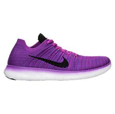 Women's Nike Free Rn Flyknit Running Shoes   Finish Line