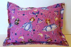 Sofia the First Daycare Pillow, Naptime Pillow, Decorative Pillow, Travel Pillow, Toss Pillow, Pet Pillow, Throw Pillow, Child Pillow by ItyBityBigGirlStore on Etsy