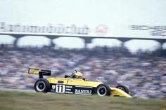 Ayrton Senna da Silva - Van Diemen RF82 - Rushen Green Racing - Formula Ford 2000 European Championship 1982