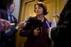 In Blow to Dianne Feinstein California Democrats Wont Endorse Senate Run