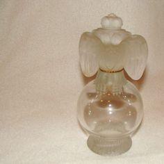 1938: Russian Imperial Eagle Perfume Falcon,Signed Imperial Formula 1938