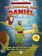 Het verhaal van Daniël - Stickerboek :: De Banier