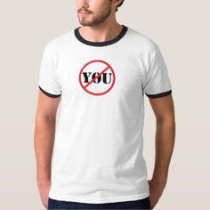 Anti You, Funny Tee Shirt