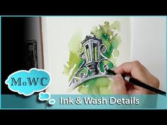 "How to Paint a Spontaneous Watercolor Landscape – ""Accidental Painting"" - YouTube"