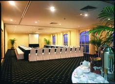 The meeting facilities at the Secrets Capri Riviera Cancun.