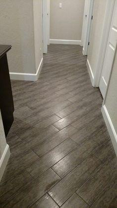 Diagonal wood planks  Home Full of Love  Kitchen decor
