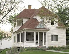 When elizabeth calderone came upon an expansive victorian for American classic homes mn