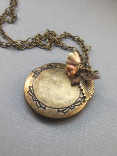 Antique locket.