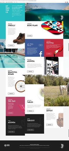 http://www.myprovence.fr/ #web #webdesign #design #website #ui #ux