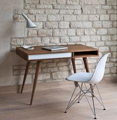 Celine desk by Nazanin Kamali