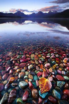 (Via:pebbles on a Montana lakeshore)#montana lakeshore #小石 #colorきれいやなぁ...米モンタナの湖らしい。キャメロン・ディアスの映画【私の中のあなた(My sister's keeper)】で、白血病の女の子が、モンタナに行きたい、と言ってるのを思い出しました。いい映画ですよ。(^^)