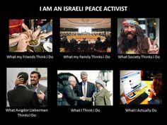 israeli peace activist