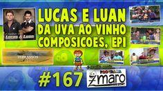 Lucas e Luan, da uva ao vinho, composições, EPI e muito mais - Programa ...
