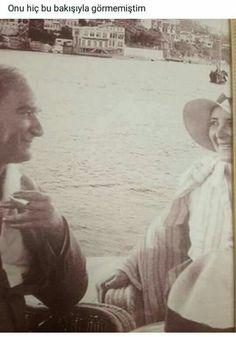 Bir kadına ancak bu kadar güzel bakılır. Türk kadınının çıtası bu nedenle hep yüksektir.