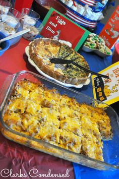 The easiest and most delicious sausage breakfast casserole you will ever eat!