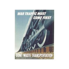 War Traffic Must Come First  WW-2 Stretched Canvas Prints;  $76.45 -  #stanrail  - Zazzle's gloss canvas is made from an additive-free cotton-poly blend and features a special ink-receptive coating that protects the printed surface from cracking when stretched. Made with a tight weave ideal for any photography or fine art, our instant-dry gloss canvas produces prints that are fade-resistant for 75 years or more. @stanrails_store