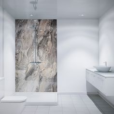 Waterproof Wall Panels Are A Great Option For Walk In Showers Stylish And