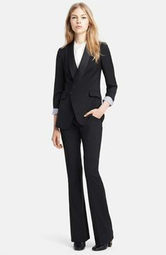 Band of Outsiders Blazer, Shirt & Pants  available at #Nordstrom