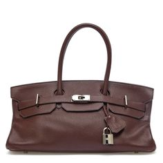 eaafbdefd291 Get one of the hottest styles of the season! The Hermes Jpg Leather 42  Brown Tote Bag is a top 10 member favorite on Tradesy.