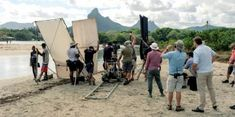 CINÉMA : Sur le tournage du film Serenity #serenityfilm Trou Aux Biches, Film Movie, Movies, Serenity, Caribbean, Street View, Turning, Ride Or Die, Films