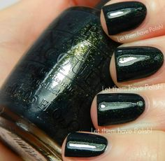 Let them have Polish!: O.P.I Skyfall Collection Swatches  OPI Live And Let Die
