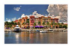 Bayfront Naples FL