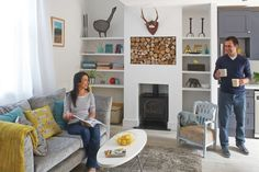 From dark and dreary to bright and airy: tour this transformed house in Dublin 7