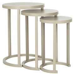 Safavieh American Home Collection Sawyer Light Grey Nesting Tables Safavieh http://www.amazon.com/dp/B00IUEAIK0/ref=cm_sw_r_pi_dp_.TC6vb0WBE1KR