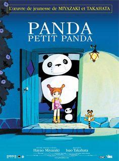 Panda! Go Panda! (I wanna see this)