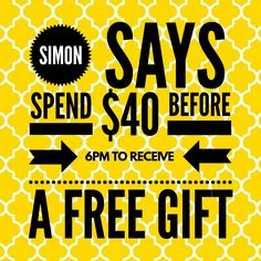 Simon Says game: spend and earn.  #ThirtyOne #ThirtyOneGifts #31Party #MarketingMaterials #OnlineParty #FacebookParty