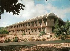 Danciger Laboratories in Haifa, Israel - Alfred Neumann and Zvi Hecker