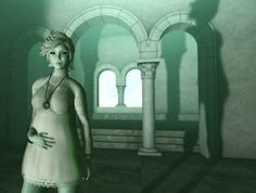 """Check outthe Second Life Pic of the Day,""""Ghostly Tale"""", photo byBells Semyorka."""
