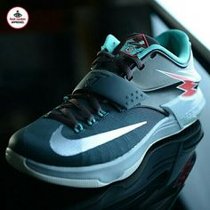 sports shoes d6dee a66ba Check out unlocked.footlocker.com for a detailed look at the  Nike KD VII   Flight.  Available in stores and online today.
